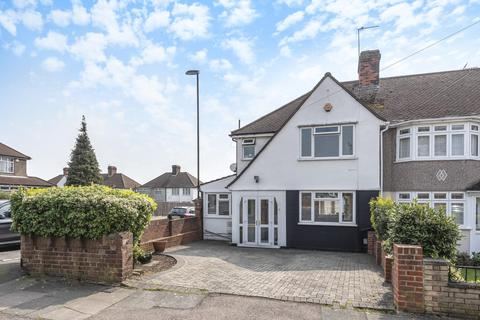3 bedroom end of terrace house for sale - Brockman Rise, Bromley