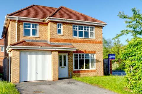 4 bedroom detached house to rent - Waterglades Close, Etruria, Stoke-on-Trent ST1 5GE