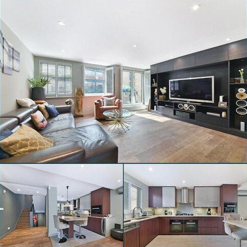 3 bedroom terraced house for sale - Wapping Wall, Wapping, London, E1W