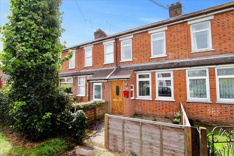 3 bedroom terraced house for sale - Station Road, Claydon