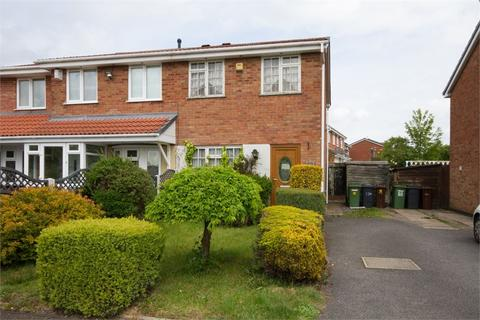 2 bedroom semi-detached house for sale - Redwood Way, Coppice Farm, WILLENHALL, West Midlands