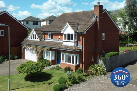 5 bedroom detached house for sale - Silverton, Exeter