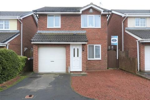 3 bedroom detached house for sale - Harvey Close, Ashington - Three Bedroom Detached House