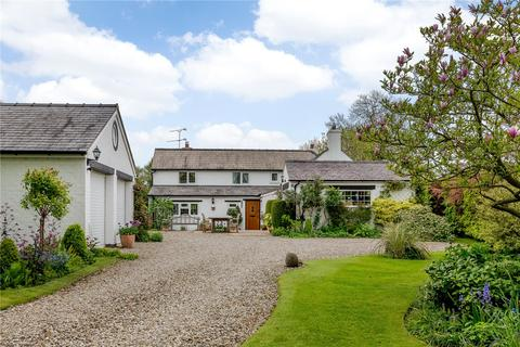 4 bedroom detached house for sale - Threapwood, Malpas, Cheshire