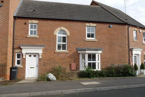 3 bedroom terraced house to rent - Griffin Lane, Dickens Heath