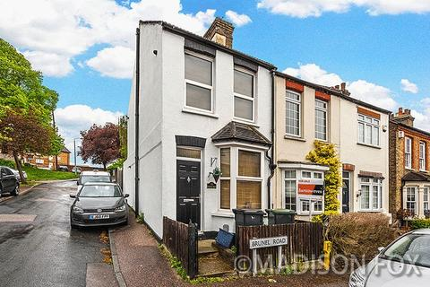 2 bedroom terraced house for sale - Brunel Road, Woodford Green