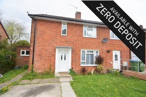 1 bedroom apartment to rent - ZERO DEPOSIT OPTION   Fritham Road, Harefield