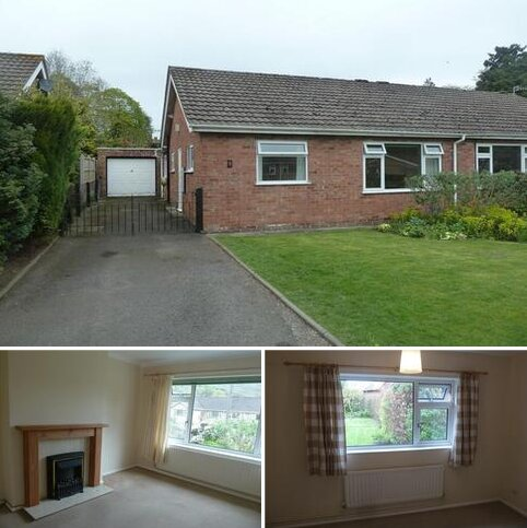 2 bedroom semi-detached bungalow to rent - 9 Stretton Farm Road, Church Stretton