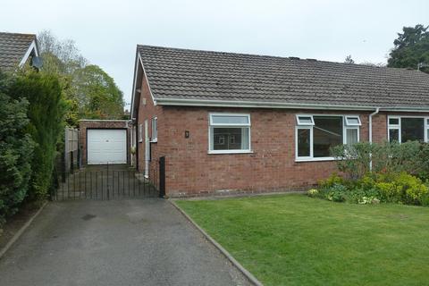 2 bedroom semi-detached bungalow to rent - 9 Stretton Farm Road, Church Stretton