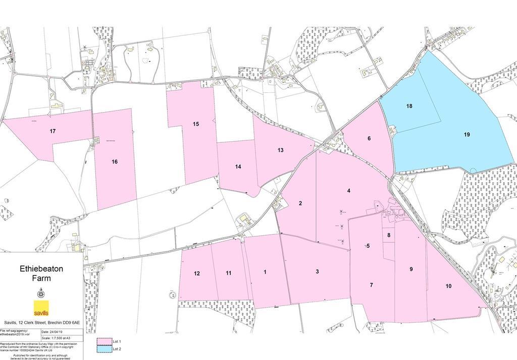 Floorplan 2 of 2: Field Plan