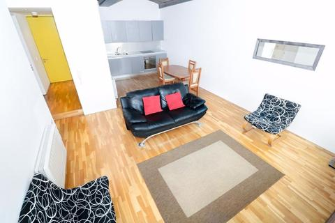 1 bedroom apartment to rent - Silk Warehouse, Furnished, BD9