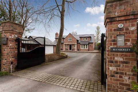 5 bedroom detached house to rent - Alderley Road, WILMSLOW, Prestbury