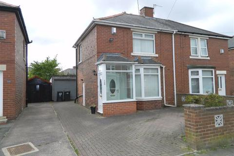 2 bedroom semi-detached house for sale - High View North, Wallsend, Tyne And Wear, NE28