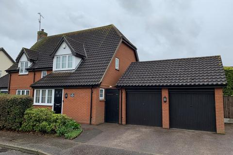 4 bedroom detached house for sale - Sandford Mill Road, Chelmer Village, Chelmsford, CM2