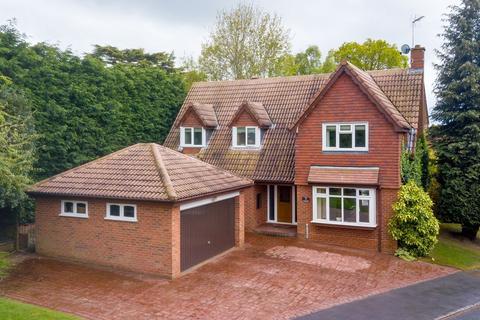4 bedroom detached house for sale - Apsley Grove, Dorridge