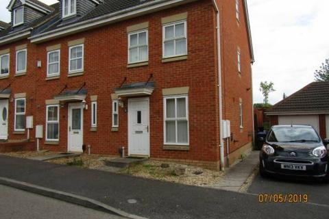 3 bedroom townhouse to rent - Kingsthorpe Hollow, NN2