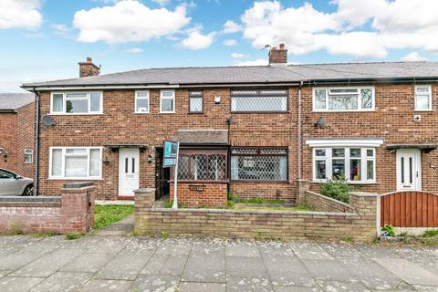 2 bedroom terraced house for sale - Poplars Avenue, Orford, Warrington