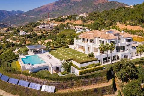 9 bedroom villa - La Zagaleta, Marbella, Marbella