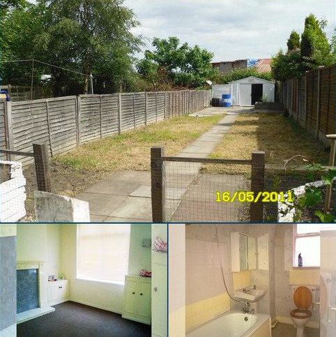 2 bedroom terraced house to rent -  Pleck Road, Walsall, Pleck, WS2