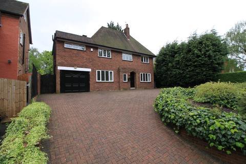 4 bedroom detached house for sale - Vernon Road, Edgbaston