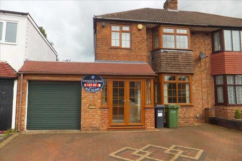 3 bedroom semi-detached house to rent - Valley Road, Solihull, Solihull