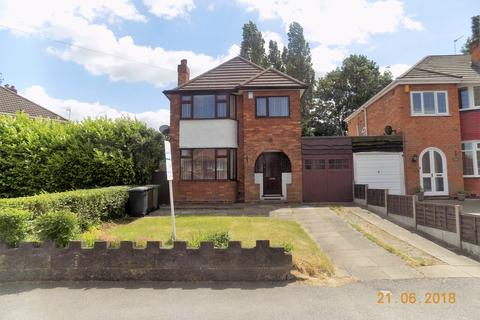 3 bedroom detached house to rent - Coniston Avenue, Solihull B92