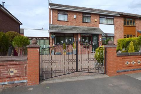 4 bedroom semi-detached house for sale - St Agnes Road, Huyton, Liverpool