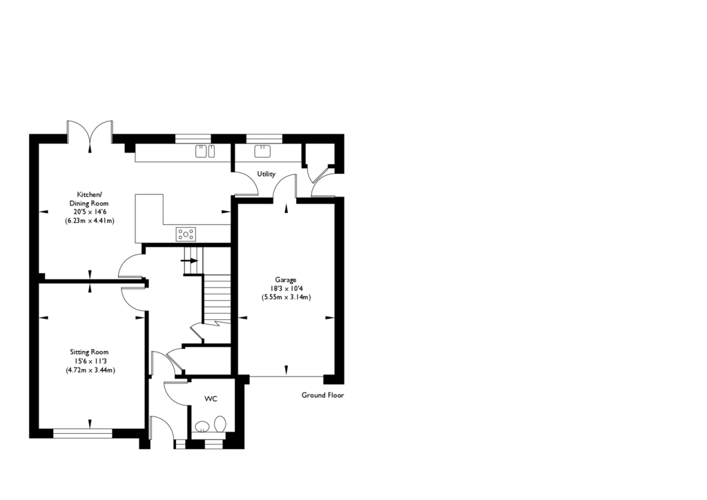 Floorplan 2 of 3: Ground Floor