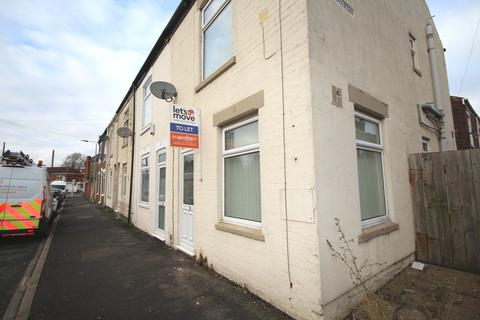 2 bedroom end of terrace house to rent - Barnsley Street, Hull, HU8