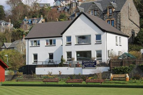 Guest house for sale - Greencourt Guest House, Benvoullin Road, Oban, PA34 5EF