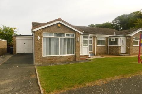 2 bedroom semi-detached bungalow for sale - NORTH PARK ROAD, SEDGEFIELD, SEDGEFIELD DISTRICT