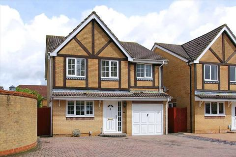 4 bedroom detached house for sale - Orchid Drive, Ludgershall