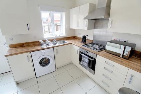 2 bedroom terraced house for sale - Herald Way, Gunthorpe, Peterborough, PE4 7BP