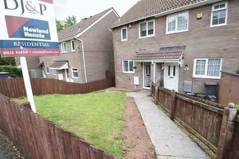2 bedroom terraced house for sale - Spring Grove, Cwmbran