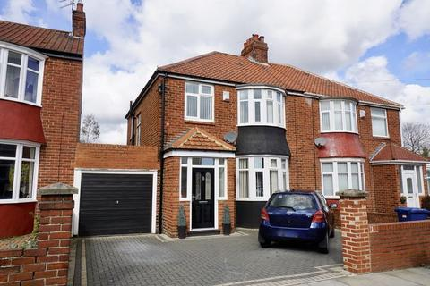 3 bedroom semi-detached house for sale - Whinneyfield Road, Walkergate