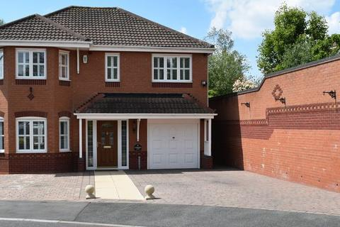 4 bedroom detached house for sale - SANDPIPER LANE, MICKLEOVER