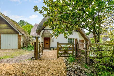 3 bedroom end of terrace house for sale - Brockhurst Cottages, Salisbury Lane, Over Wallop, Stockbridge, SO20