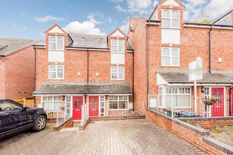 4 bedroom townhouse for sale - Tennal Road, Harborne, Birmingham, West Midlands, B32 2JE