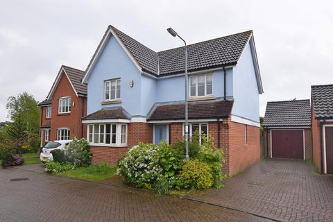 4 bedroom detached house for sale - Blackthorn Road, South Wootton