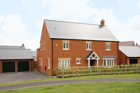 4 bedroom detached house for sale - Riley Close, Brackley