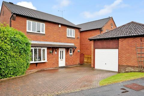 4 bedroom detached house for sale - Glebe Field Drive, Wetherby, LS22