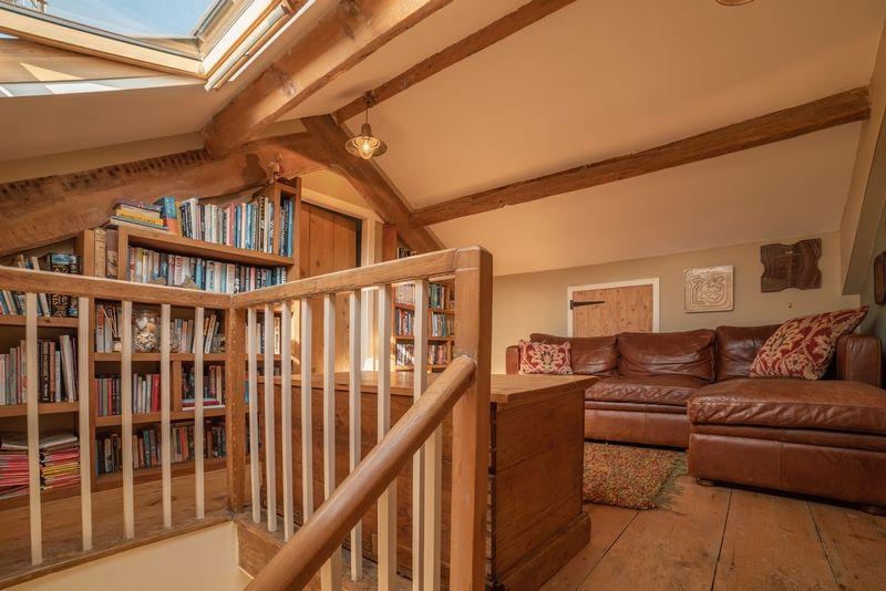 Upper floor den
