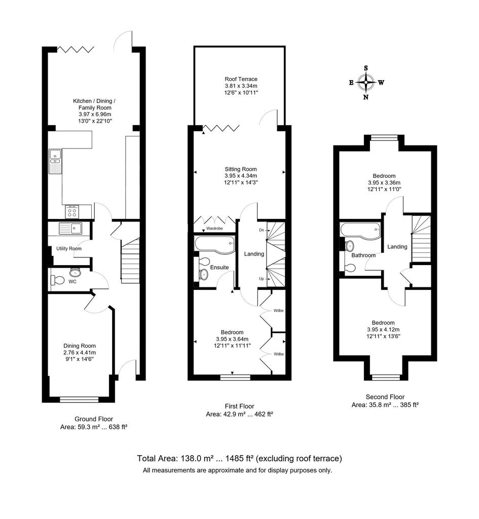 Floorplan: Coppice Mews Forest