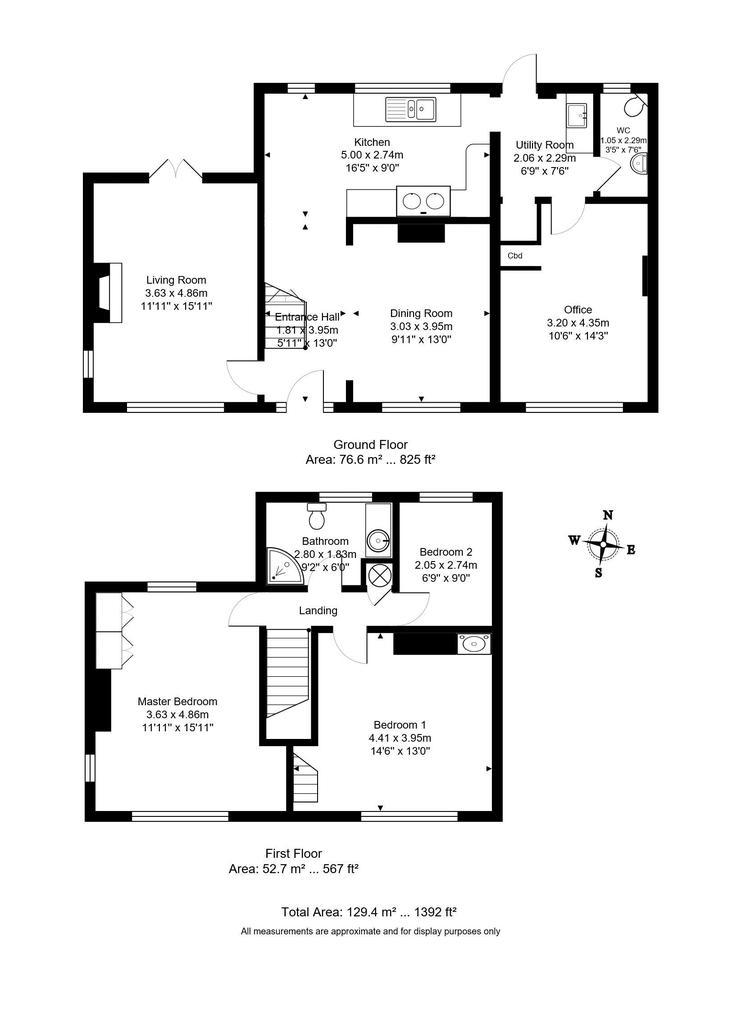 Floorplan: Bayham Road