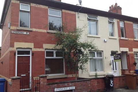 2 bedroom end of terrace house to rent - Lyndhurst Road, North Reddish, Stockport