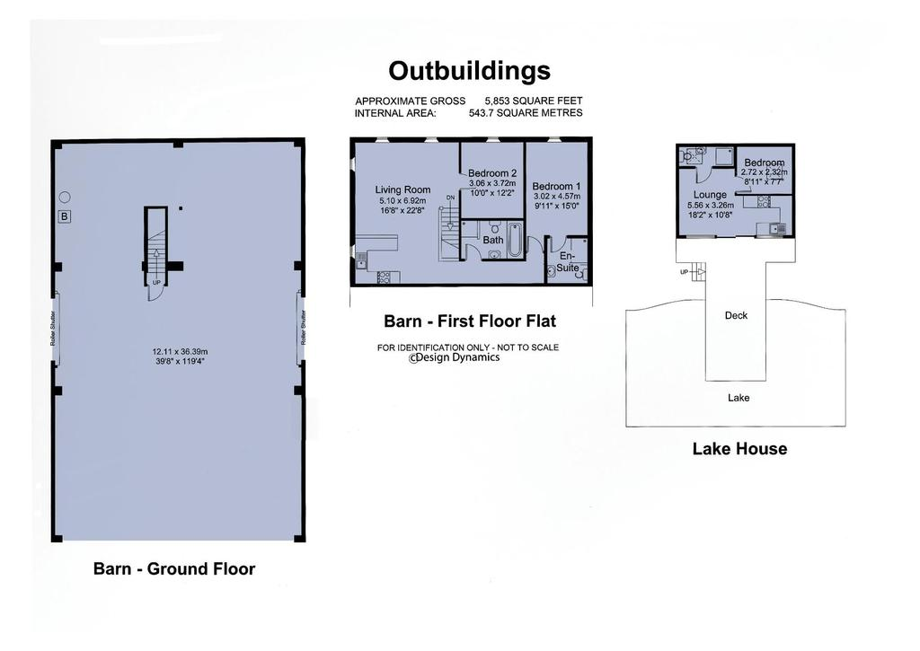 Floorplan 2 of 2: Outbuildings