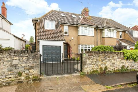 5 bedroom semi-detached house for sale - Oakwood Road, Henleaze, Bristol, BS9