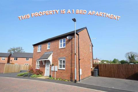 1 bedroom apartment for sale - Burton Way, Fleckney