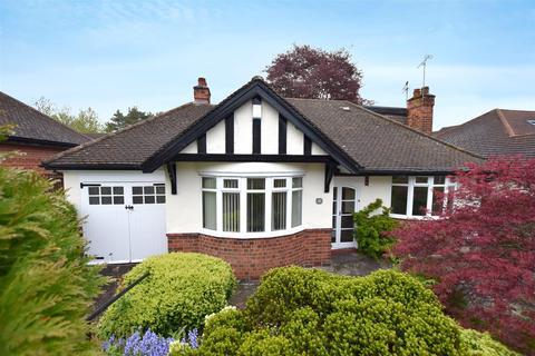 3 bedroom detached bungalow for sale - Cavendish Avenue, Allestree, Derby