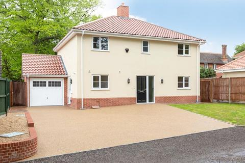 4 bedroom detached house for sale - Abbots Hall Road, Stowmarket